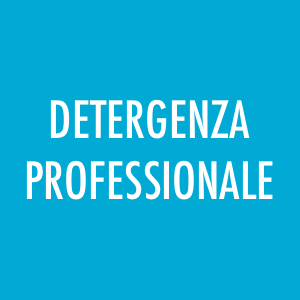 Detergenza professionale, sgrassatori, disinfettanti, brillantanti, profumatori